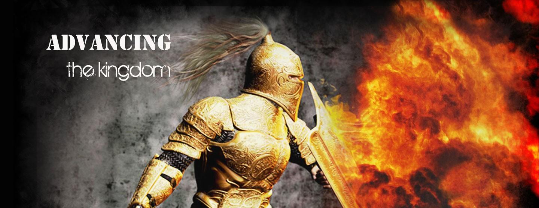 Advancing the Kingdom.  Resisting the Enemy
